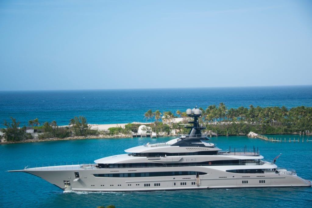 y yacht salary guide